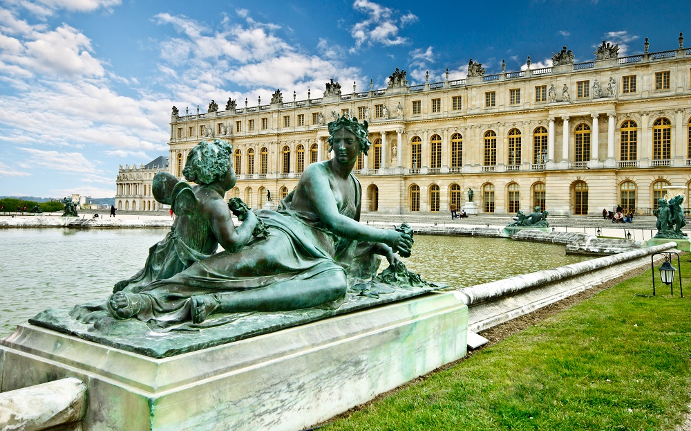 thecastleofversailles